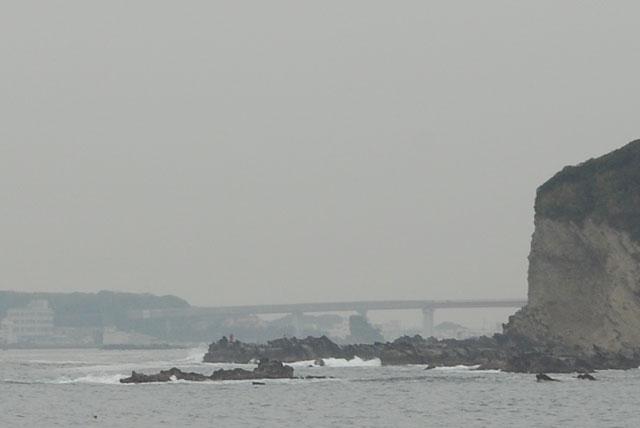 毘沙門の磯
